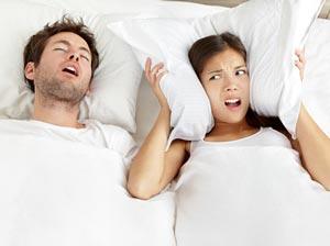 Snoring_sleep